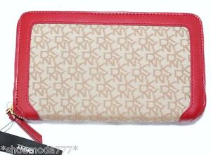 DKNY Town & Country Classic Organizer Bag Purse Wallet