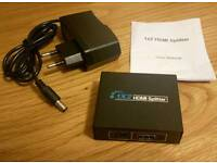 HDMI Splitter (1in x 2out)