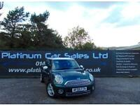 MINI HATCH COOPER D (green) 2009