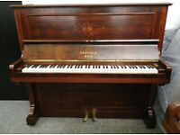 🎹 C. Bechstein,Inlaid Rosewood Piano, Nationwide Delivery, £1,900 !!! 🎹