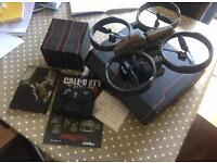 Call of Duty Black Ops 2 MQ-27 Dragonfire Drone split from prestige edition