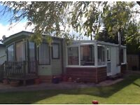 Stunning mobile home holiday accommodation which would appeal particularly to walkers/hikers