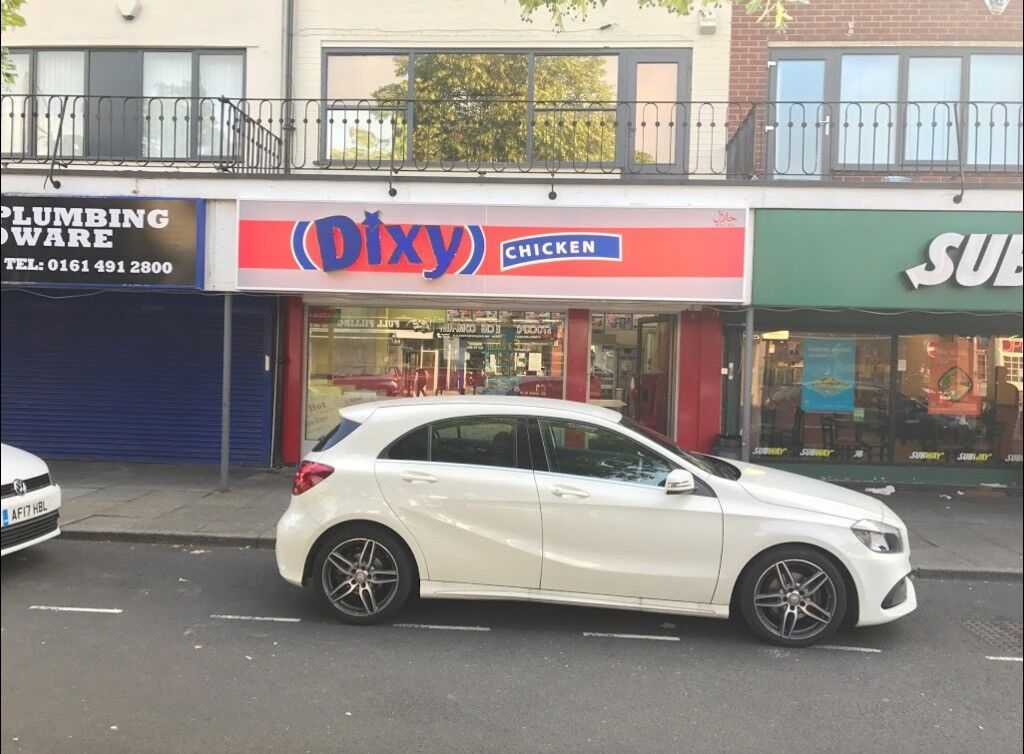 Established Dixy Chicken Shop Takeaway Business For Sale Excellent Location High Turnover