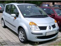 Breaking Renault modus for parts