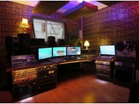 2Recording Studios Time Share slots available or long term hire