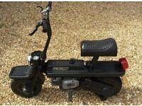 ITALJET Pack-A-Way folding scooter 1978