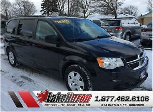 2011 Dodge Grand Caravan SE/SXT *LOW LOW MILEAGE*
