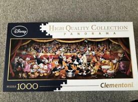 Disney Panomara 1000 Piece Jigsaw