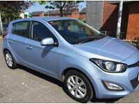 2014**HYUNDAI I20**1.2CC++5 DRS HATCHBACK**FSH** EXCELLENT CONDITION
