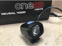 One23 Reveal 1000w High Power Headlight Front