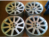 Genuine OEM 19'' BMW Alloy wheels * Staggered * Styling 95 * 5x120 * E38 * E39 * E60 * E46 * E90