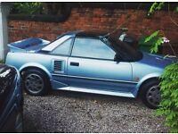 MR2 MK1 AW11, Beautiful car and fantastic runner, Long MOT, HPI clear, Good history