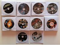 Massive DVD Film Movie Collection 73 Titles Mainly Horror Thriller Sci Fi