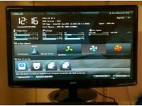 """MONITOR ACER 27"""" LCD monitor"""