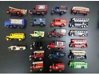 Lledo Days Gone Die-Cast Model Cars Job Lot
