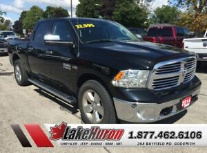 2014 Ram 1500 Big Horn *EXTREMELY LOW MILEAGE*