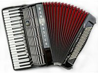 Bandmaster Cantus IV Deluxe - Double Cassotto - Musette Piano Accordion