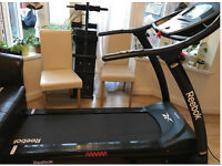 Reebok ZR9 RUN Treadmill in as new condition.