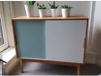 Scandi/retro style sideboard from Maisons du Monde, only 8 months old