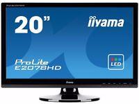 Iiyama E2078HD Monitor