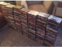 DVD Job Lot - Over 300 DVD MOVIES