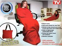 6 in 1 Travel Blanket and Pillow UK SELLER FREE P&P FREE GIFT