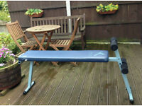 Domyos Pa 350 exercise bench