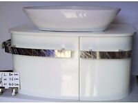 Vanity Bathroom Cabinet & Basin ProQuality ( code D2 ) customer to collect )