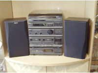 Sony Stereo Stacking System
