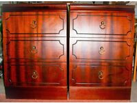 Chest of Drawers (Pair) will sell separately if desired.