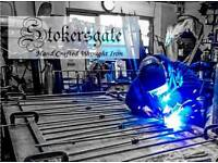 STOKERSGATE. Bespoke ironwork, individually designed to meet your unique specifications.