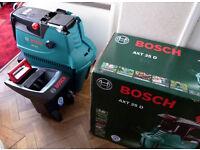 Bosch AXT 25D Quiet Garden Shredder, Brand New, never used. too big for my garden
