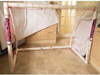 Samba Football Goals - 4ft high x 5 ft wide x 3ft depth
