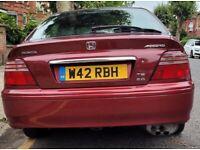 Honda, ACCORD, Hatchback, 2000, Manual, 1997 (cc), 5 doors