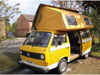 Super Viking VW T25 Campervan