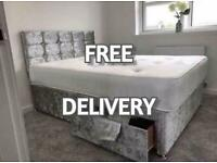 CLEARANCE SALE! Discounts on UK MANUFACTURED Beds with FREE Headboards and Delivery!!
