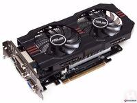 ASUS GTX750TI-OC-2GD5 - NVIDIA GTX 750 Ti OC 1150MHz 5400MHz 2GB 128-bit DDR5