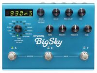 Strymon Big Sky Reverb Effects Pedal