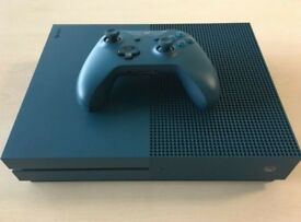 Xbox One S Deep Blue (Special Edition) - 500GB
