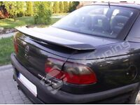 Vauxhall omega PROLINE spoiler fits others