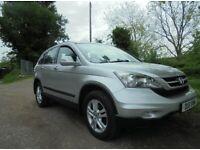 Honda, CR-V, Estate, 2011, Manual, 2199 (cc), 5 doors