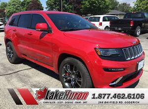 2015 Jeep Grand Cherokee SRT  *LOADED*