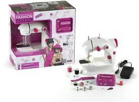Fashion Passion Childrens Sewing Machine. New and Sealed