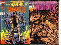 Barry Windsor Smith Weapon X Wolverine Origin Full Set plus