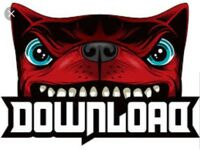 4x weekend tickets for download festival