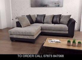 Benssone 3 and 2 Sofa or Corner Set