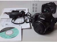 Panasonic FZ72 Digital Zoom Camera
