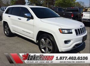 2014 Jeep Grand Cherokee Overland *PANORAMIC SUNROOF*