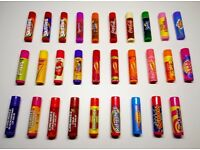 Lip Smacker Lip Balms - Sprite, Starburst, Chewits, Skittles, Walls and more