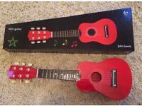 John Lewis Mini Guitar